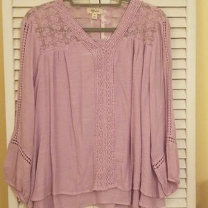 Style and Co women's blouse